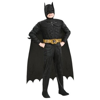 Harga Deluxe Batman (Toddler 3-4 - Height 70-95cm)