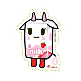 Harga Tokidoki Stickers Strawberry Milk