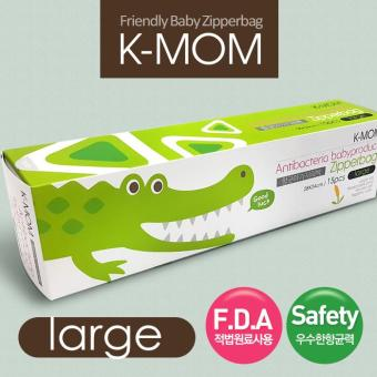 Harga Mother-K Crocodile 15s ZipperBag