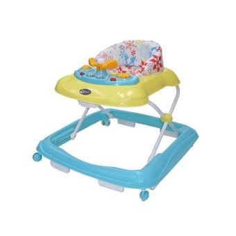 Harga Baby One Baby Walker (Blue)