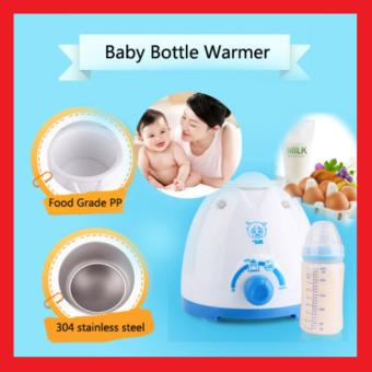 Harga FREE Postage Milk Bottle Warmer Baby Food Heater Meal Reheat Cooker Heating Sterilizer Sterilized Sanitizer Sanitization Sterilize Sanitize Disinfect(Blue)
