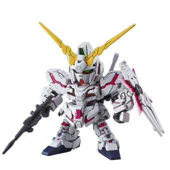 "Harga Bandai Hobby SD EX-Standard #005 (Destroy Mode) ""Gundam Unicorn"" Model Kit - Intl"