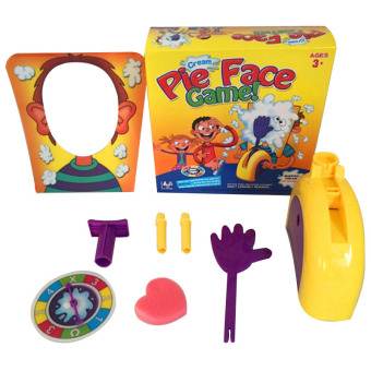 Harga Pie Face Game Board FamilyToys Rocket Games Fun Christmas Gift