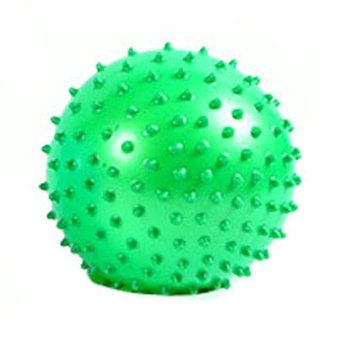"Harga Fancytoy 9"" Inflatable Spiky Massage Ball Toys Sport Gift For Baby Kids all Toys Green"