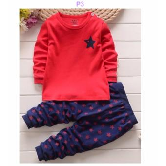 Harga Baby Toddler Pyjamas Series K P3 Size 110