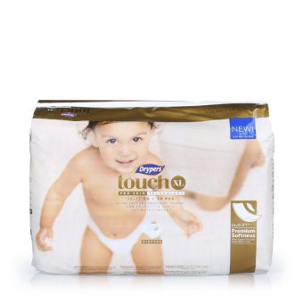 Drypers Touch Diapers XL (12-17kg) 30pcs