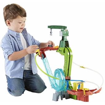 Harga Fisher-Price Thomas the Train MINIS Motorized Raceway