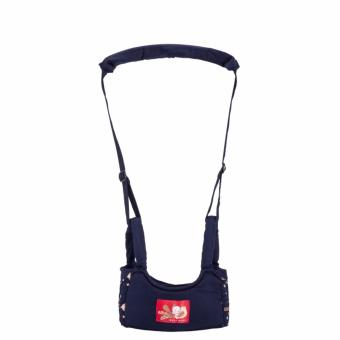 Harga baby Walker baby Toddler Belts baby carrier (Dark blue)(...)
