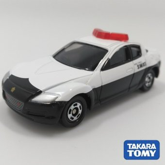 Harga Brand new japan tomytomica multi card alloy car model police car rescue ordinary cars bulk without box