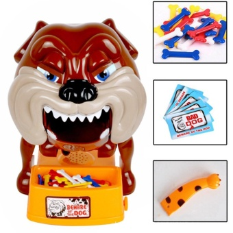 Harga Novelty Prank Party Toy to Beware Of Dog Burglary Electric Toys for Boys and Girls - intl