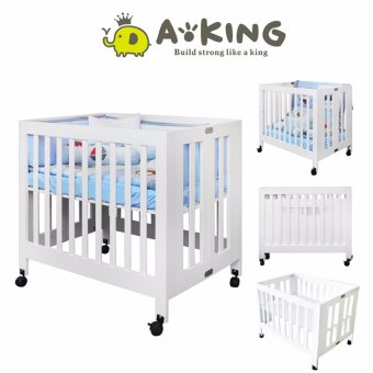 Harga A.King Luna Cot★ Free Mattress