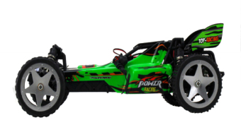 Harga WL Toys L959 High Quality Electric Remote Control Car Toys Green
