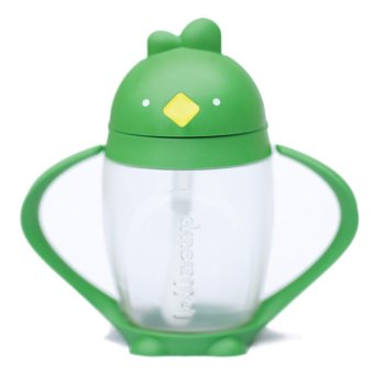 Lollaland Lollacup Straw Sippy Cup (Good Green)