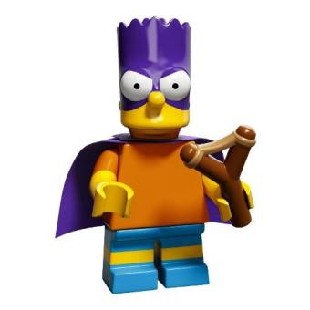Harga LEGO Minifigures The Simpsons 2 Bart as Bartman