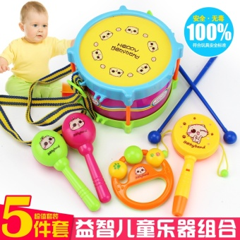 Harga Aged happy clap drum baby hand clap drum baby child music early childhood educational baby toys