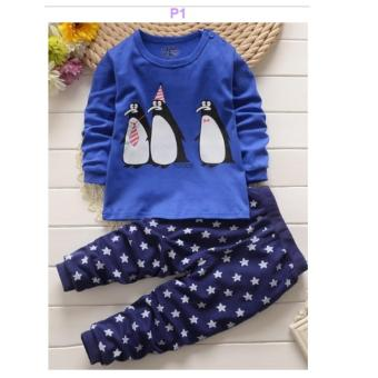 Harga Baby Toddler Pyjamas Series K P1 Size 110