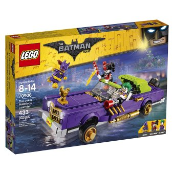 Harga LEGO Batman Movie 70906 The Joker™ Notorious Lowrider