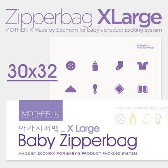 Harga Mother-K Premium X-Large 15s ZipperBag
