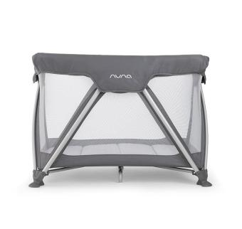 Harga Nuna Sena Travel Cot, Graphite