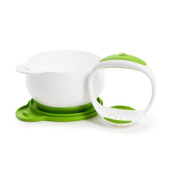 Harga Munchkin Go Mash Food Mashing Set(Green)