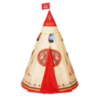 Baby Play Tent Protable Kids Indian Playhouse Teepee For Baby Room