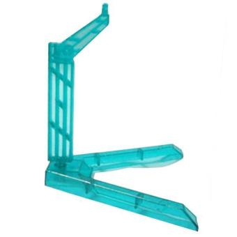 Harga BolehDeals Action Base Suitable Display Stand For 1/144 HG/RG Gundam Figure Green - intl