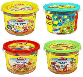 Harga Play-Doh Mini Bucket Asst