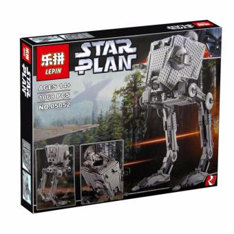 Harga LEPIN 05052 AT-ST Walker (Star Wars UCS) Building Block Set