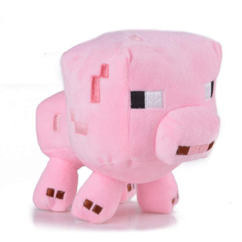 Harga Toprank Babay Toys Plush Figure Baby Pig Doll Pink Animal Plush Toy Dolls ( Pink )