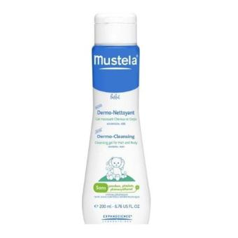 Harga Mustela Dermo-Cleansing 200ml