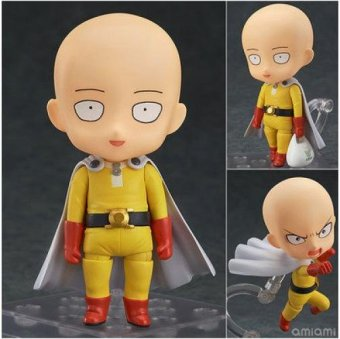 Harga One Punch Man Saitama POP Action Figure Boxed Toys Collection - intl