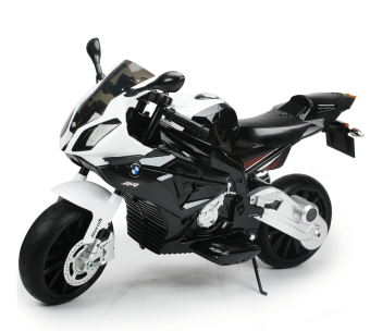 BMW S 1000R Concept Electric Ride-On Motorbike (Black)