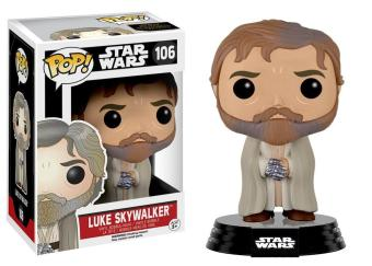 Harga Funko POP Star Wars :#106 Luke Skywalker with Beard and Robe - EP7