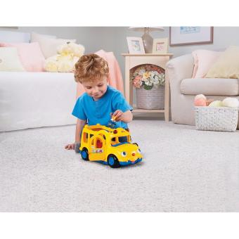 Harga Fisher-Price Little People Lil' Movers School Bus