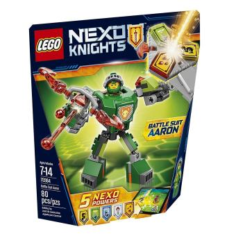 Harga LEGO 70364 Nexo Knights Battle Suit Aaron