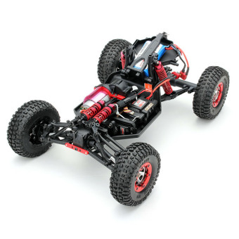 Harga Desert Off-Road Truck RC Remote Control Car FY03 Eagle-3 1/12 2.4G 4WD Brand New red - intl