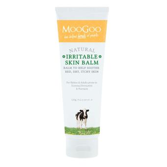Harga MooGoo Irritable Skin Balm 120G (also know as Eczema Psoriasis Cream)