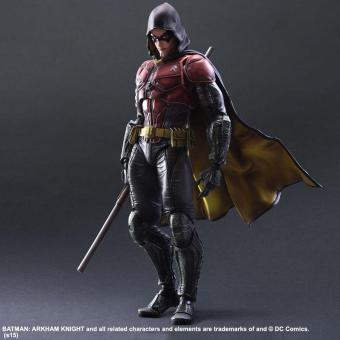 Harga Robin Batman Play Arts Action Figure Toys Boxed PVC Justice League Action Figures Collection Batman Toys - intl