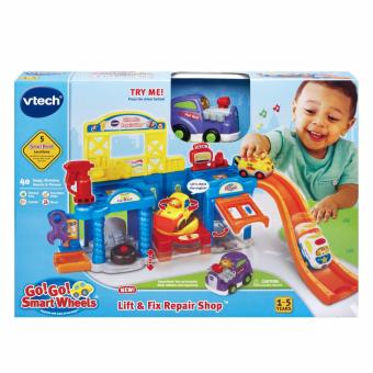 Harga VTech Go! Go! Smart Wheels Auto Repair Center Playset