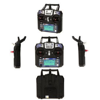 Harga Flysky FS-i6 AFHDS 2A 2.4GHz 6CH Radio System Transmitter for RC Helicopter Glider with FS-iA6 Receiver Mode 2