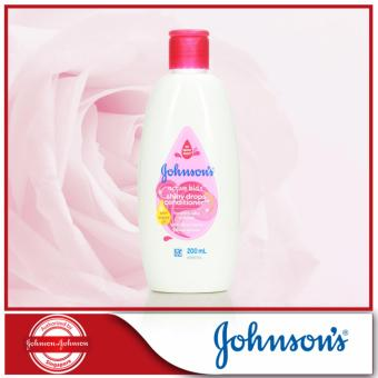 Johnsons Active Kids Shiny Drops Conditioner 200ml
