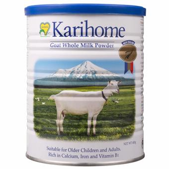 Karihome Whole Goat Formula