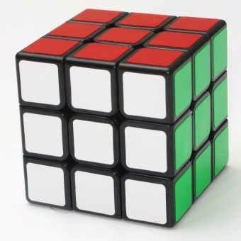 Kathrine racing puzzle decompression toys three order cube