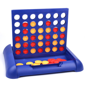 Kid Child Connect 4 Game Children's Educational Board Game Toys