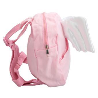 leegoal Pink Safety Angel Wings Backpack Harness For Toddler Kids -intl - 3