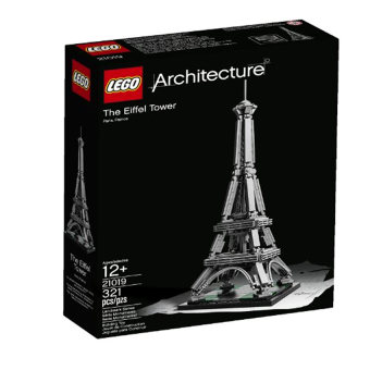 LEGO Architecture 21019 The Eiffel Tower - Intl