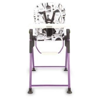 Lucky Baby(R) 501405 Party(TM) High Chair - Purple