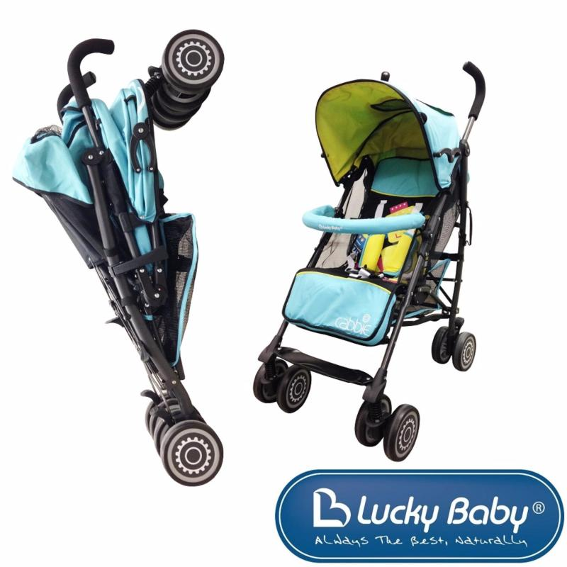 Lucky Baby® 516133 Cabbie 2™ Active Baby Buggy - Robot Singapore