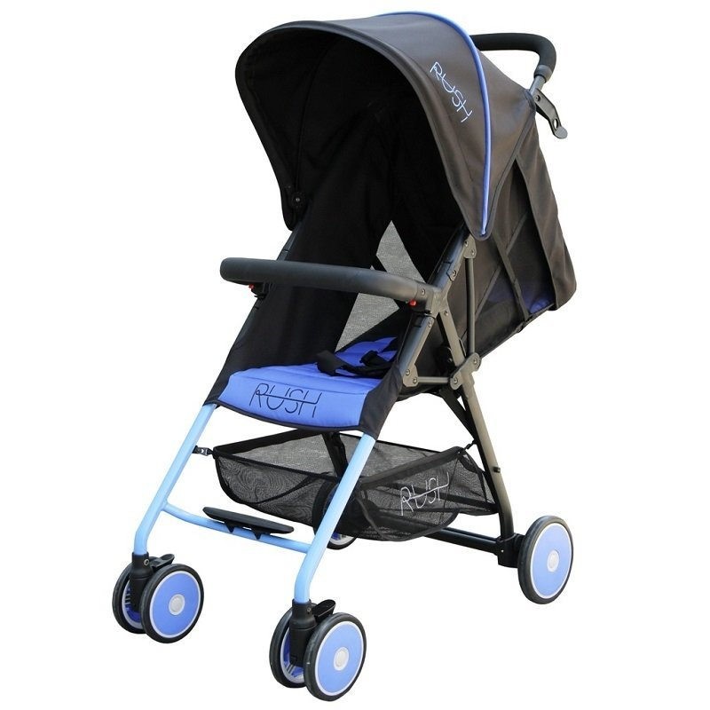 Lucky Baby® 516300 Rush™ Active Baby Buggy - B/Blue Singapore