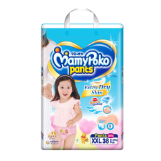 MamyPoko Pant Style Diapers Newborn